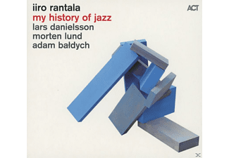 Iiro Rantala - My History Of Jazz - (CD)