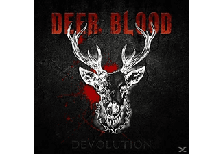 Deer Blood - Devolution - (CD)