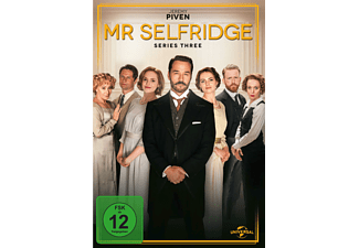 Mr. Selfridge - Staffel 3 - (DVD)