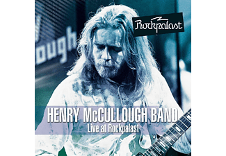 Henry Mccullough - Live At Rockpalast (1976) - (DVD)