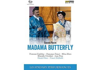 VARIOUS, Orchestra And Chorus Of The Arena Di Verona - Madama Butterfly - (DVD)