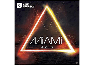 VARIOUS - Miami 2016 - (CD)