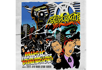 Aerosmith - Music From Another Dimension! (Deluxe Version) - (CD + Bonus-CD)
