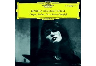 Martha Argerich - Debut Recital - (Vinyl)