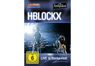 H-Blockx - Live At Rockpalast (Kultur Spiegel Edition) - (DVD)