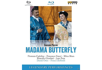 VARIOUS - Madama Butterfly [Blu-ray]
