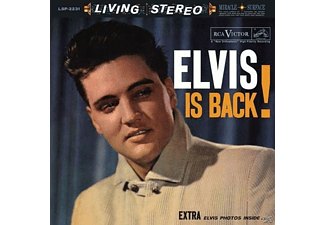 Elvis Presley - Elvis Is Back! [SACD Hybrid]