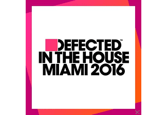 Various - Defected In The House Miami 2016 | CD