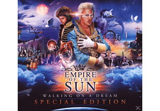 Empire Of The Sun - Walking On A Dream Special Edition [CD]