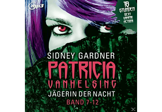 Jägerin Der Nacht.Band 7-12.Mp3 Version - 1 CD - Hörbuch