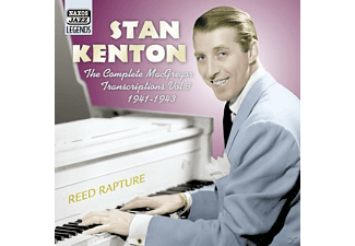 Stan Kenton - Reed Rapture - (CD)