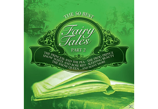 The 50 Best Fairy Tales: Part 2 - 1 CD - Kinder/Jugend