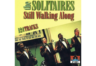 The Solitaires - Still Walking Alone - (CD)