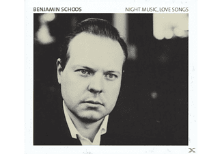 Benjamin Schoos - Night Music Love Songs [CD]
