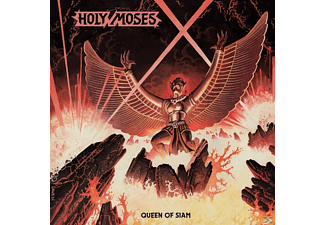 Holy Moses - Queen Of Siam (Ltd.Gold Vinyl) - (Vinyl)