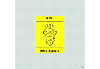 Immix Ensemble & Vessel - Transition - (LP + Download)