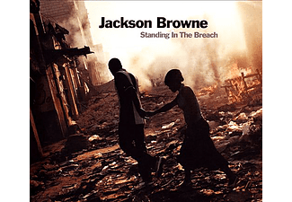 Jackson Browne - Standing in the Breach (Vinyl LP (nagylemez))