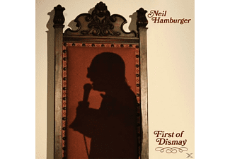 Neil Hamburger - First Of Dismay - (Vinyl)