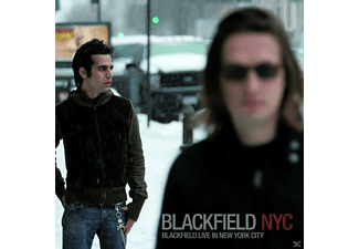 Blackfield - Live In New York City - (CD + DVD Video)