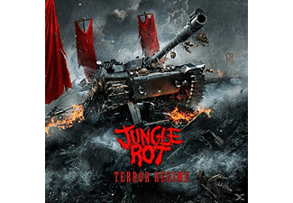 Jungle Rot - Terror Regime (Ltd.Blue Vinyl With Download Card) [Vinyl]