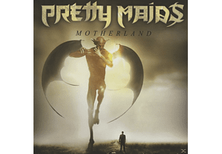 Pretty Maids - MOTHERLAND - (CD)