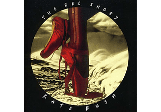 Kate Bush - The Red Shoes - Remastered (CD)