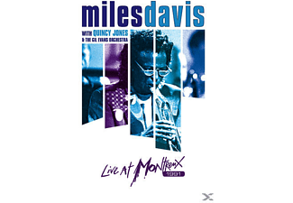 Miles Davis, Quincy Jones, Evans, Gil, Orchestra, The - Live At Montreux 1991 - (DVD)