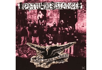 The Path Of Resistance - Who Dares Wins - (Vinyl)
