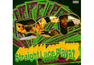 E C P - Straight Lace Playaz - (CD)