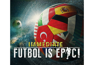 Immediate - Futbol Is Epic! (CD)