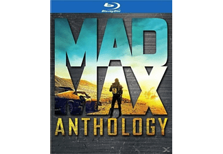 Mad Max Antológia (Blu-ray + DVD)