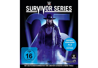WWE - Survivor Series 2015 - (Blu-ray)