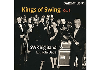 Fola Dada, The Swr Big Band - Kings Of Swing, Op.2 [CD]