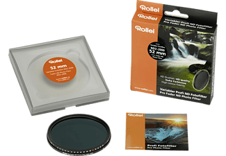 ROLLEI ND Fotofilter ND2– 2000, Filter, 52 mm