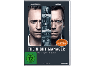 The Night Manager - Die komplette 1. Staffel - (DVD)