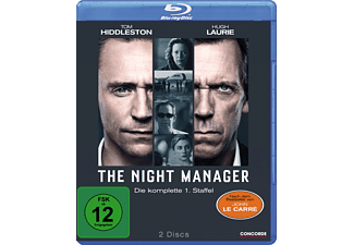 The Night Manager - Die komplette 1. Staffel - (Blu-ray)