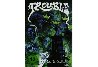 Trouble - Live In Stockholm - (DVD)