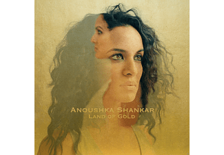 Anoushka Shankar - Land Of Gold [CD]
