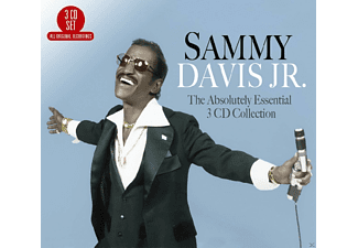 Sammy Davis Jr. - The Absolutely Essential 3cd Collection - (CD)