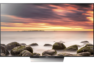 "SONY KD75XD8505BAEP 75"" Smart 4K UHD-TV 100 Hz - Svart"