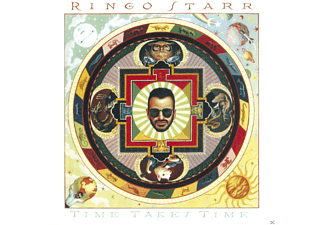Ringo Starr - Time Takes Time - (CD)