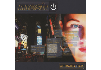 Mesh - AUTOMATION BABY - (CD)