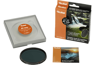 ROLLEI ND Fotofilter ND2– 2000, Filter, 82 mm