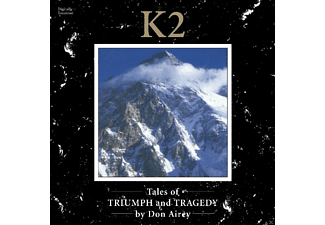 Don Airey - K2 - Tales Of Triumph And Tragedy - (CD)