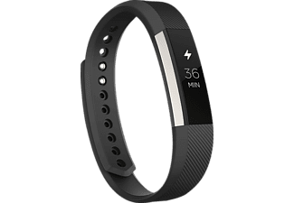 FITBIT Alta FB406BKS-EU Black Small