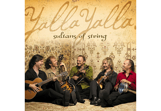 Sultans Of String - Yalla Yalla [CD]