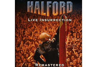 Halford - Live Insurrection - Remastered (CD)