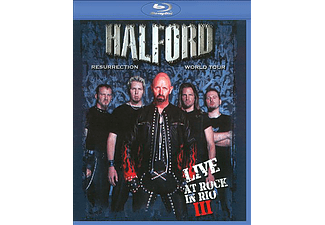Halford - Resurrection World Tour - Live at Rock in Rio III (Blu-ray)