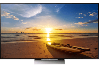 SONY KD-55XD9305 LED TV (Flat, 55 Zoll, UHD 4K, 3D, SMART TV, Android TV)