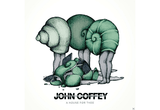 John Coffey - A House For Thee (Ep) - (CD)